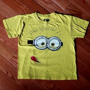3 for $25 ❤ Despicable Me - Kids size 6